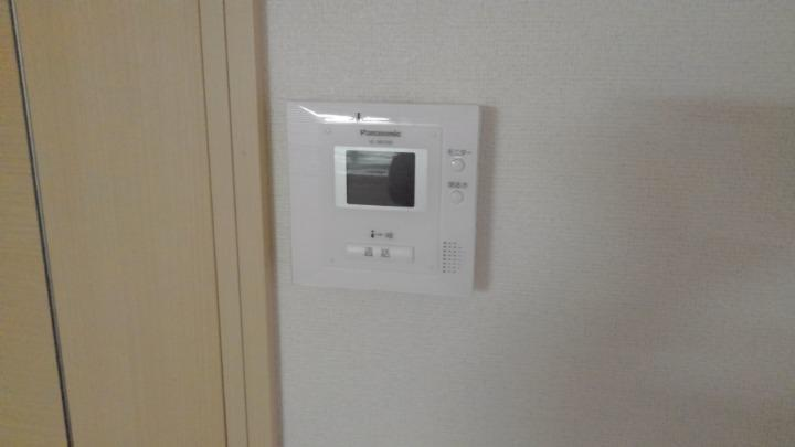 エルディム北C 01010号室のセキュリティ