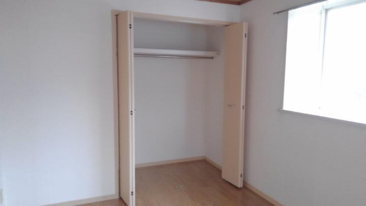 エルディム北C 01010号室の収納