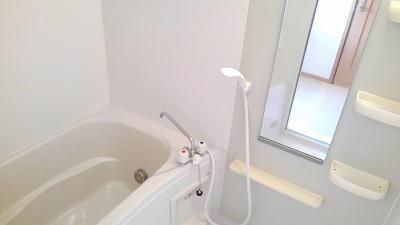 プリメール 01010号室の風呂
