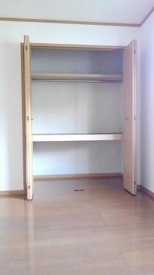 プリメール 01010号室の収納