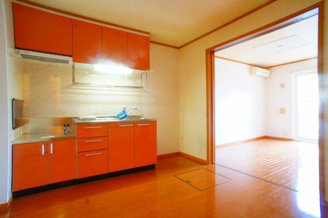 ベルメゾン 01020号室のキッチン