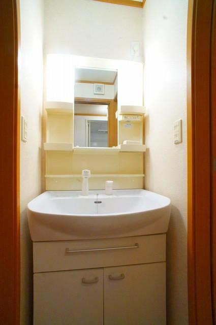 ベルメゾン 01020号室の収納
