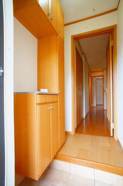 ベルメゾン 01020号室の洗面所