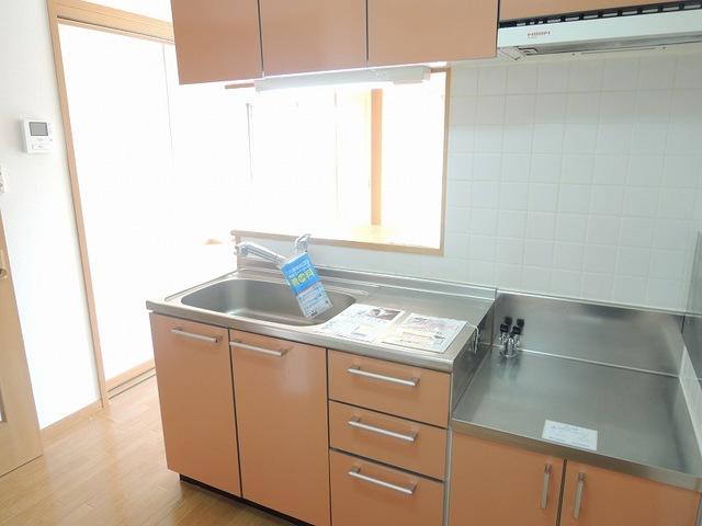 マッティーナ 02010号室のキッチン
