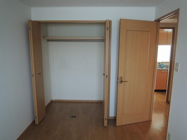 マッティーナ 02010号室の収納