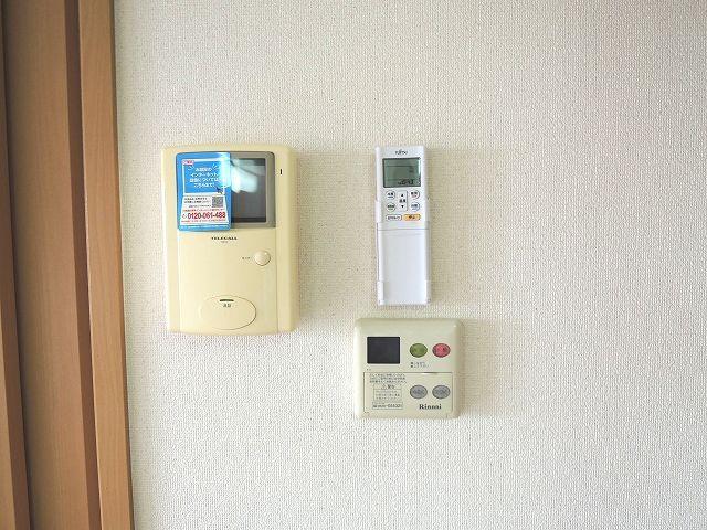 マッティーナ 02010号室のセキュリティ