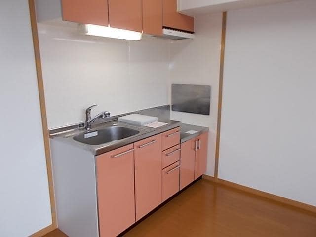 エスティーロ 02030号室のキッチン