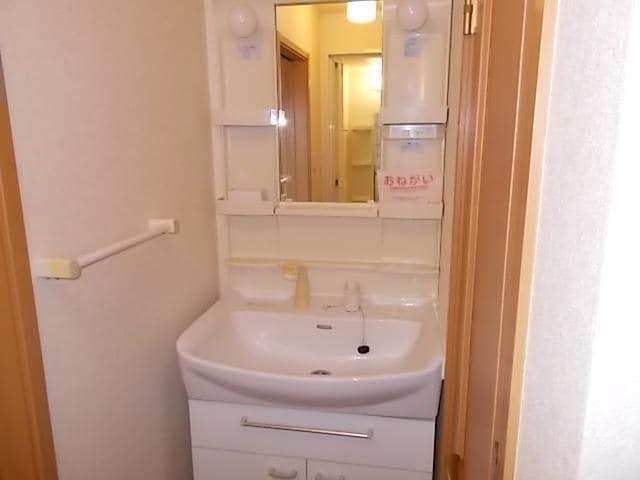 エスティーロ 02030号室の洗面所