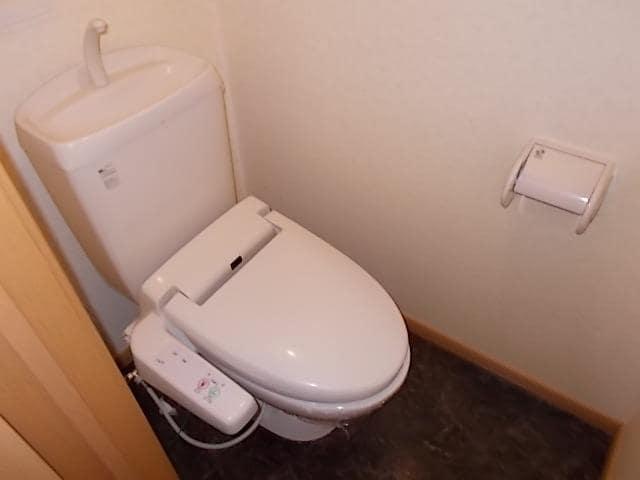エスティーロ 02030号室のトイレ
