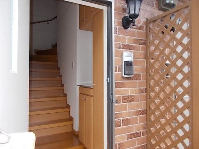 エスティーロ 02030号室の玄関