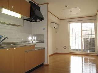 コルティーレ B 02020号室のキッチン