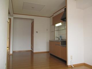 コルティーレ B 02020号室のリビング