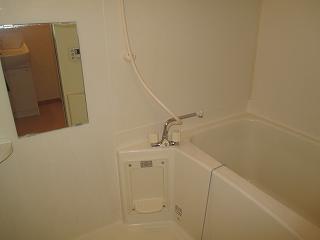 コルティーレ B 02020号室の風呂