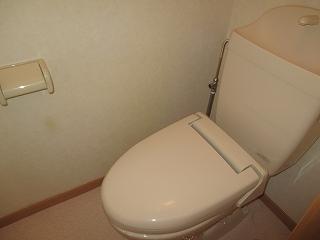 コルティーレ B 02020号室のトイレ