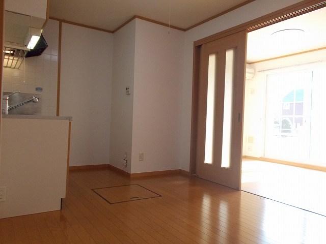 アムールⅠ 01010号室のリビング
