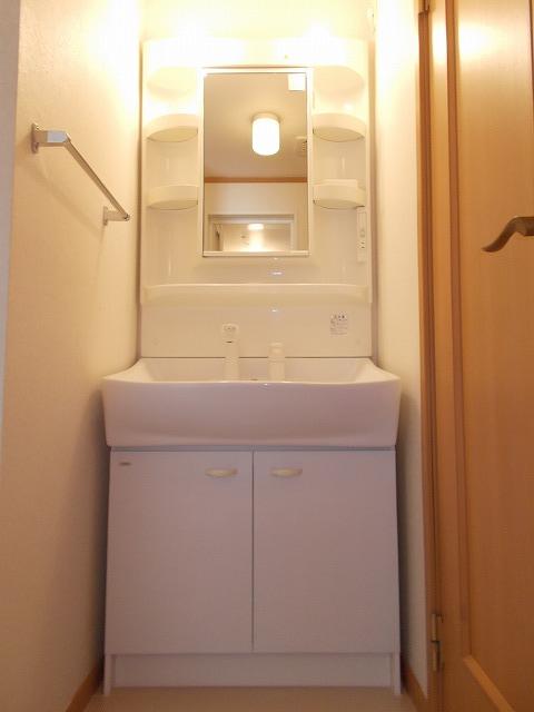 アムールⅠ 01010号室の洗面所