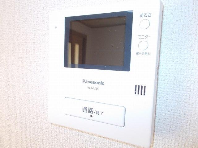 アムールⅠ 01010号室のセキュリティ