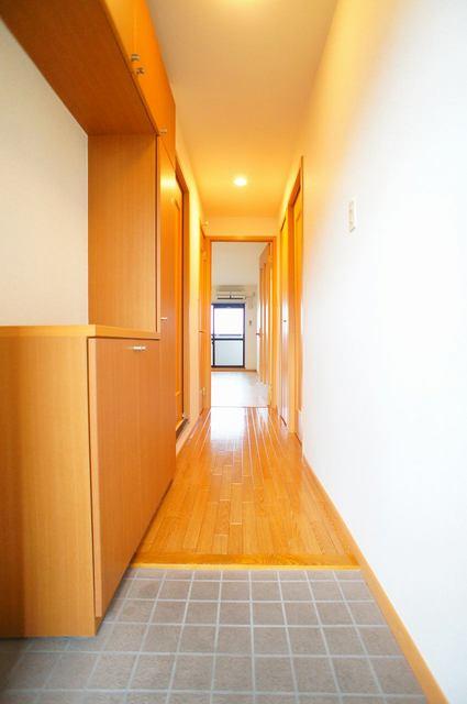グランナチュール 03050号室の玄関