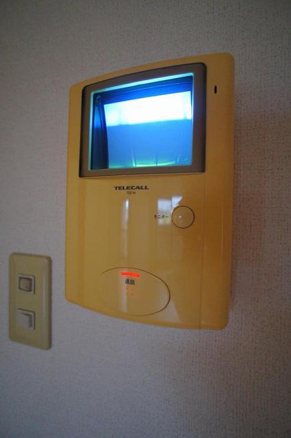グランナチュール 03050号室のセキュリティ