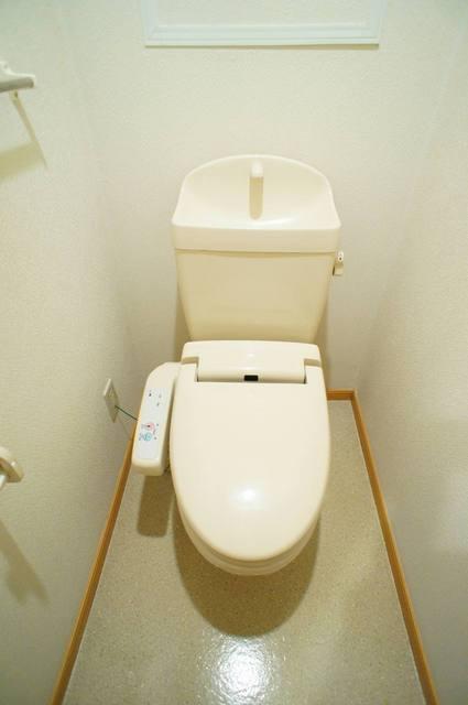 グランナチュール 03050号室のトイレ