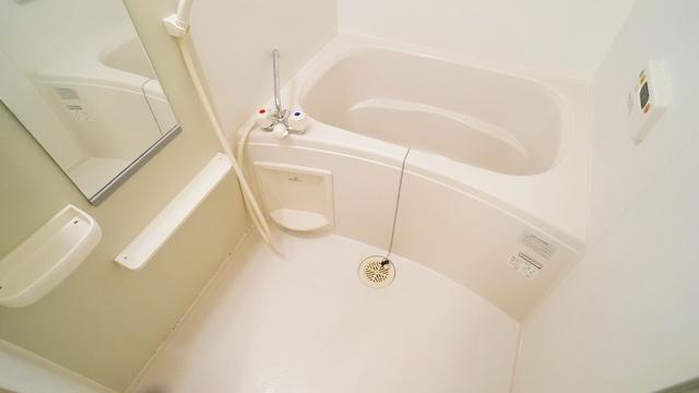 ラ・ルミエ-ル・メゾン Ⅲ 01020号室の風呂