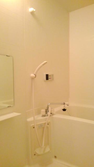 ウエストコートA 01010号室の風呂