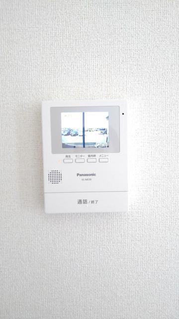 ウエストコートA 01010号室のセキュリティ