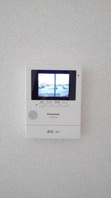 ウエストコートA 01020号室のセキュリティ
