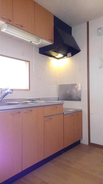 ウエストコートA 02020号室の風呂