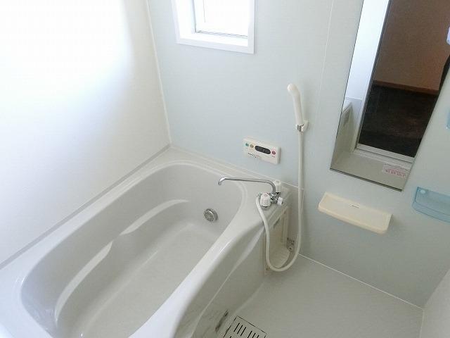 ブリッサa 02040号室の風呂