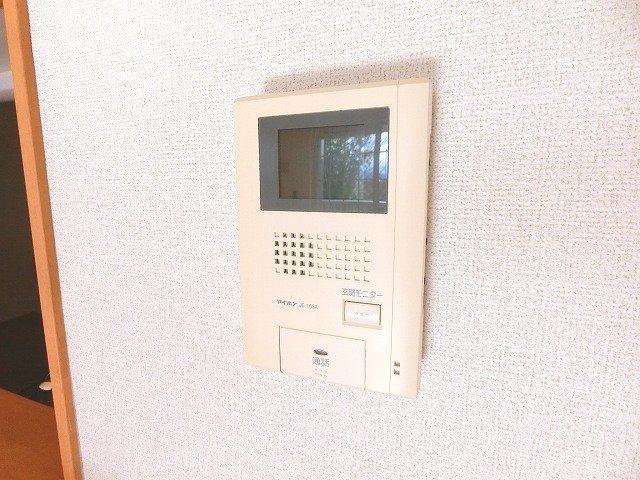 ブリッサa 02040号室のセキュリティ