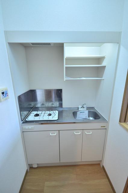 ビオラ・パラッツォ 07030号室のキッチン