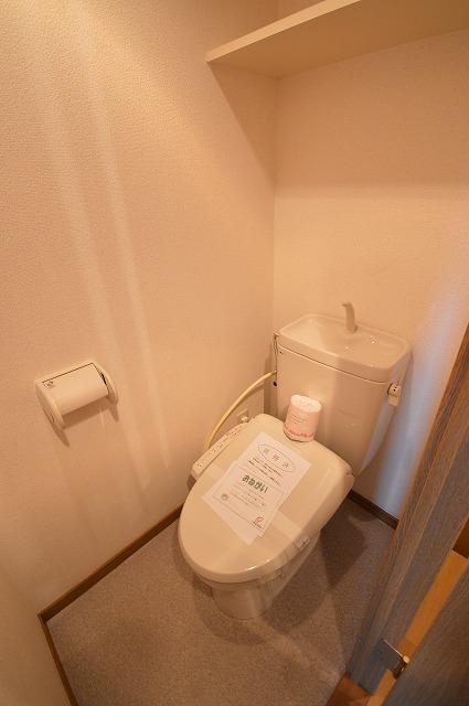 ビオラ・パラッツォ 07030号室のトイレ