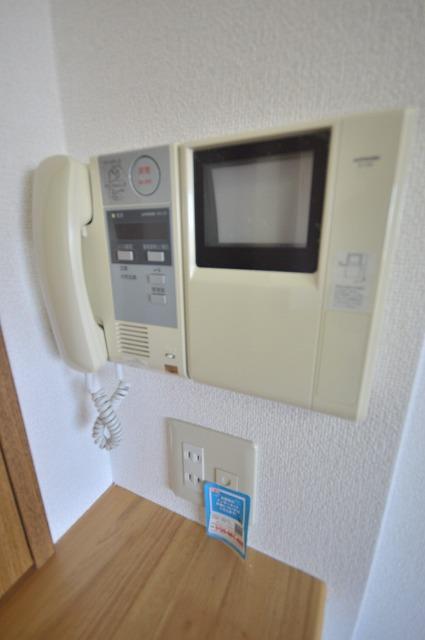 ビオラ・パラッツォ 07030号室のセキュリティ