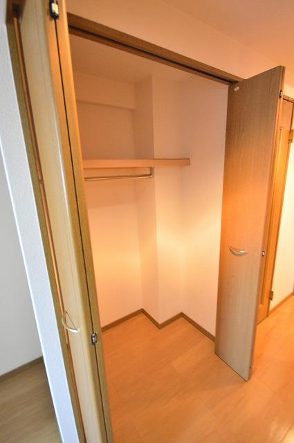 ビオラ・パラッツォ 07030号室の収納