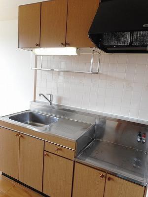T・Mガッセ 02030号室のキッチン