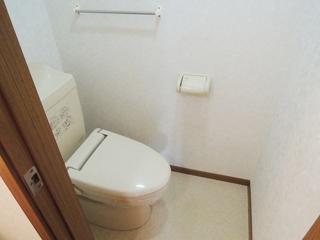 アルカディア 01040号室のトイレ