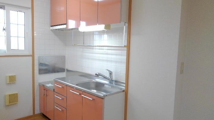 サニー・K 02030号室のキッチン