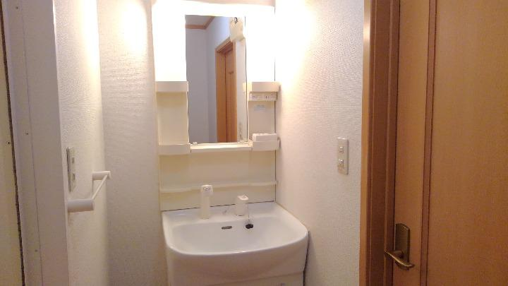 サニー・K 02030号室の洗面所