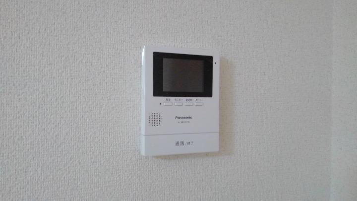 サニー・K 02030号室のセキュリティ