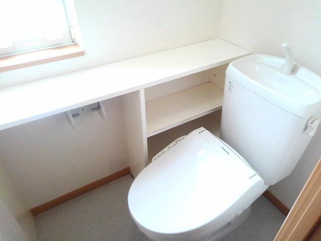 サンパティーク 01040号室の洗面所