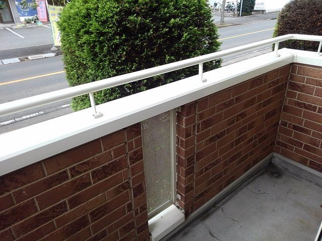 サンパティーク 01040号室の駐車場