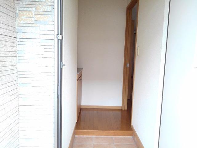 サンパティーク 01040号室の玄関