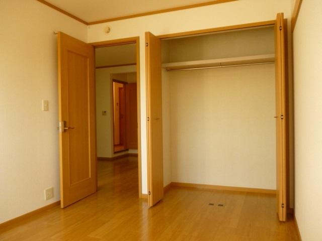 アウローラ 01030号室の収納