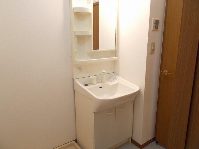 アウローラ 01030号室の洗面所