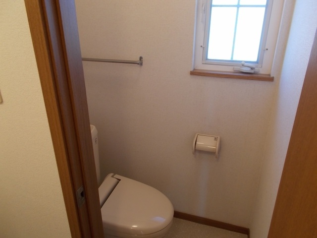 アウローラ 01030号室のトイレ