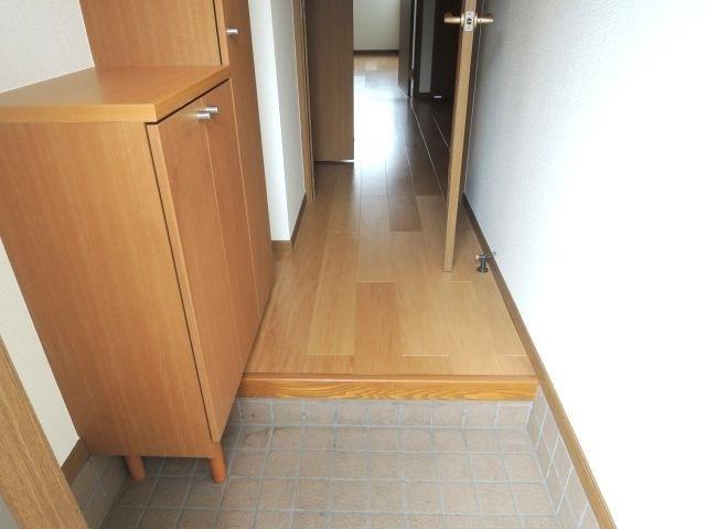 アウローラ 01030号室の玄関