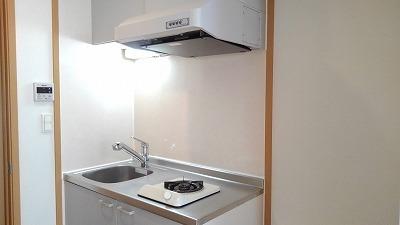 Crescent moon 01030号室のキッチン