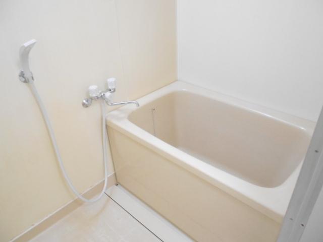 仁科ハイツB 01020号室の風呂