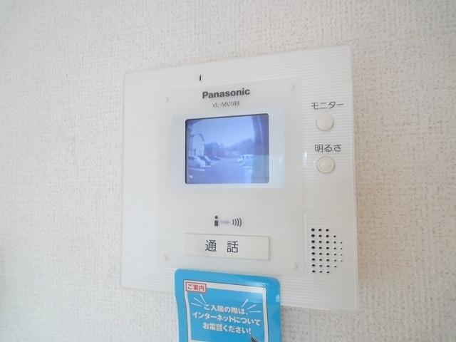 アンプリアル 02040号室のセキュリティ